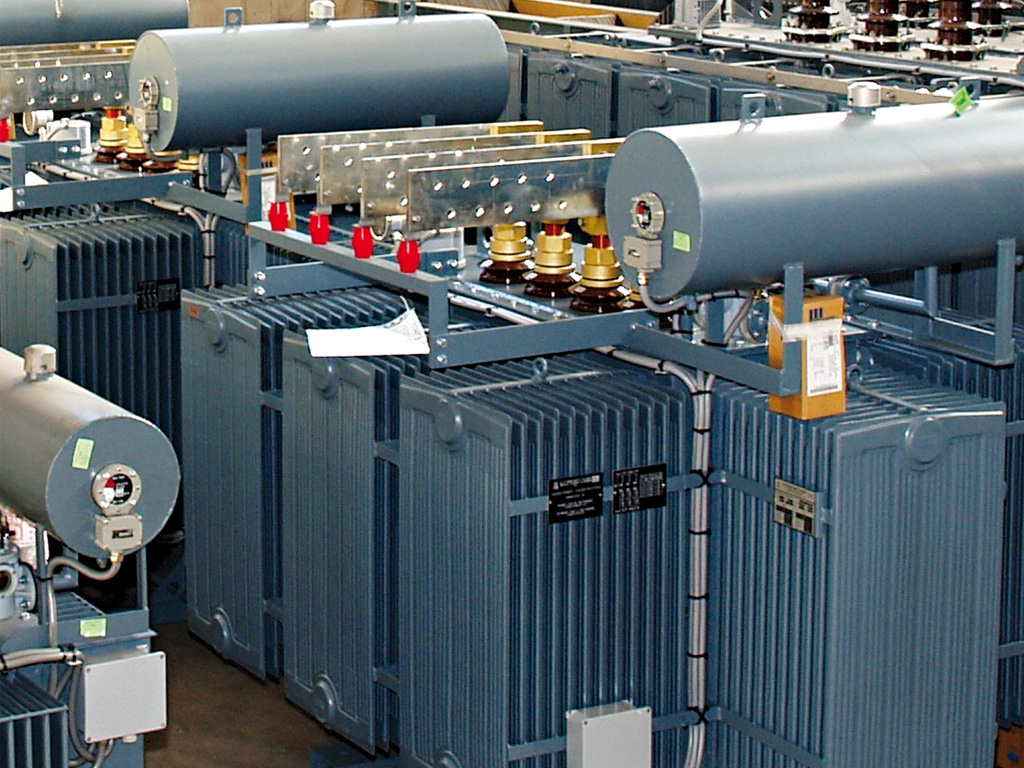 Oil Immersed Distribution Transformers Distribution