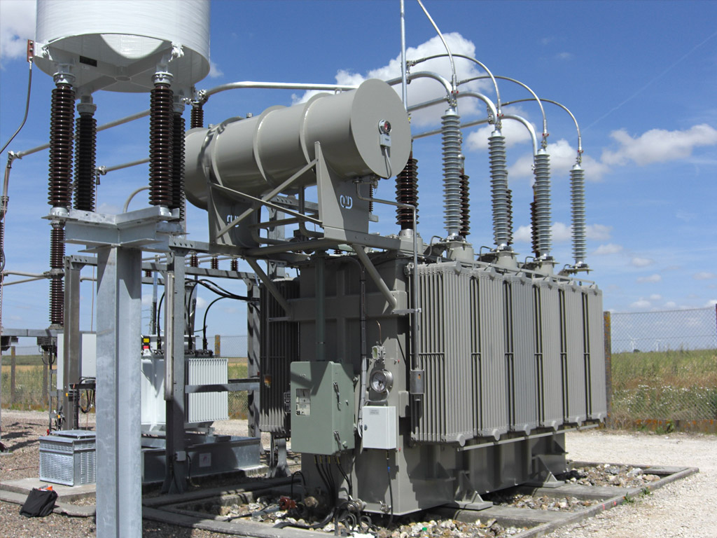 Oil Immersed Power Transformers And Transformer