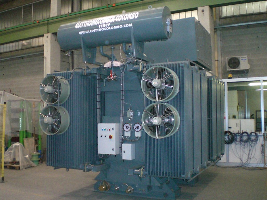 Oil immersed power transformers | Power transformers | Power