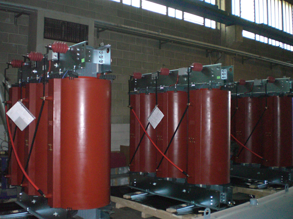 Cast resin transformers | Distribution transformers | Power